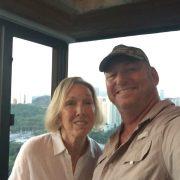 Carolyn Kinder and David Simpson
