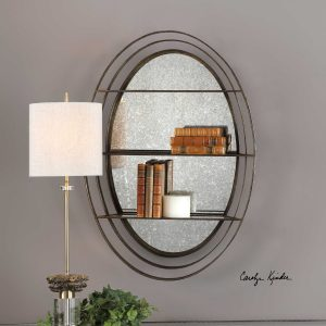 Carolyn Kinder Carine Wall Shelf