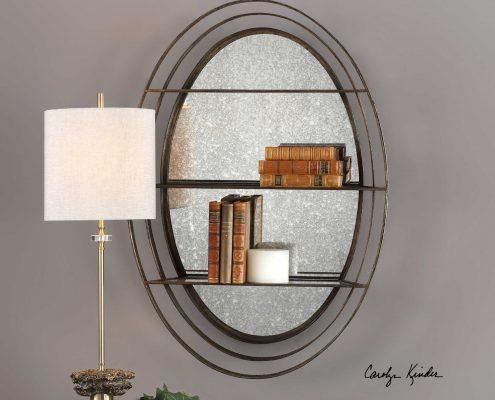 Carolyn Kinder Carine Wall Shelf