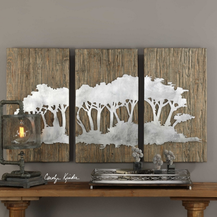 Safari Views Wall Art