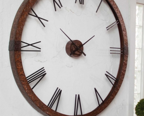 Carolyn Kinder Amarion Oversized Wall Clock