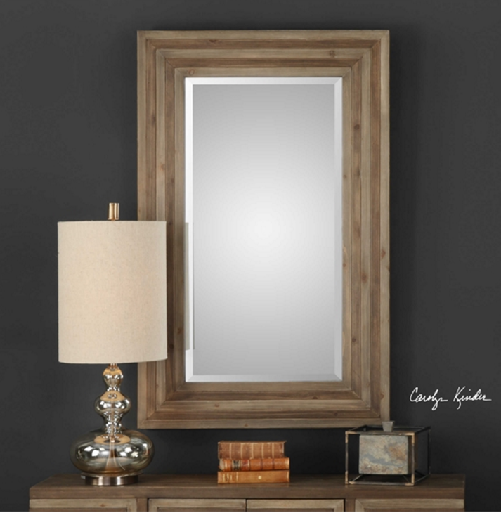 Carolyn Kinder Layton Geometric Mirror