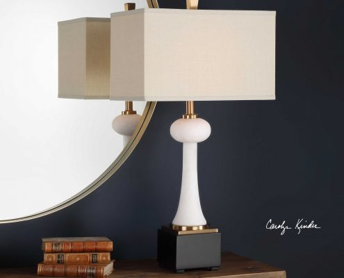 Carolyn Kinder Carron Lamp