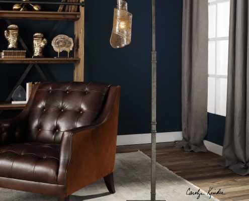 Carolyn Kinder Lamezia Floor Lamp