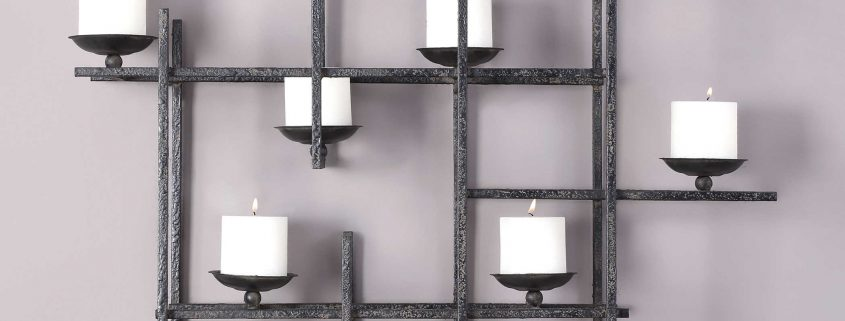 Marini Wall Sconce Candle Holder