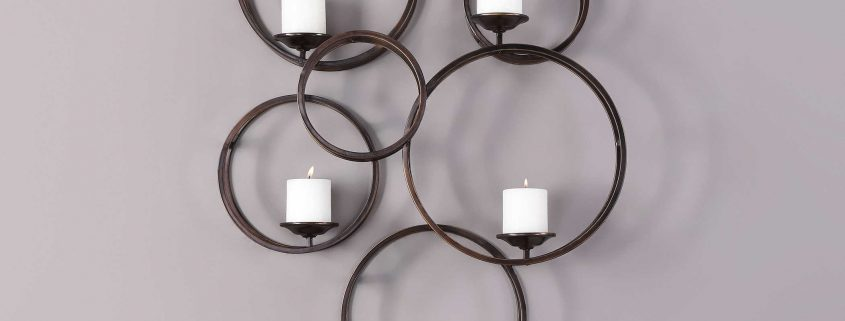 Liya Wall Sconce Candle Holder