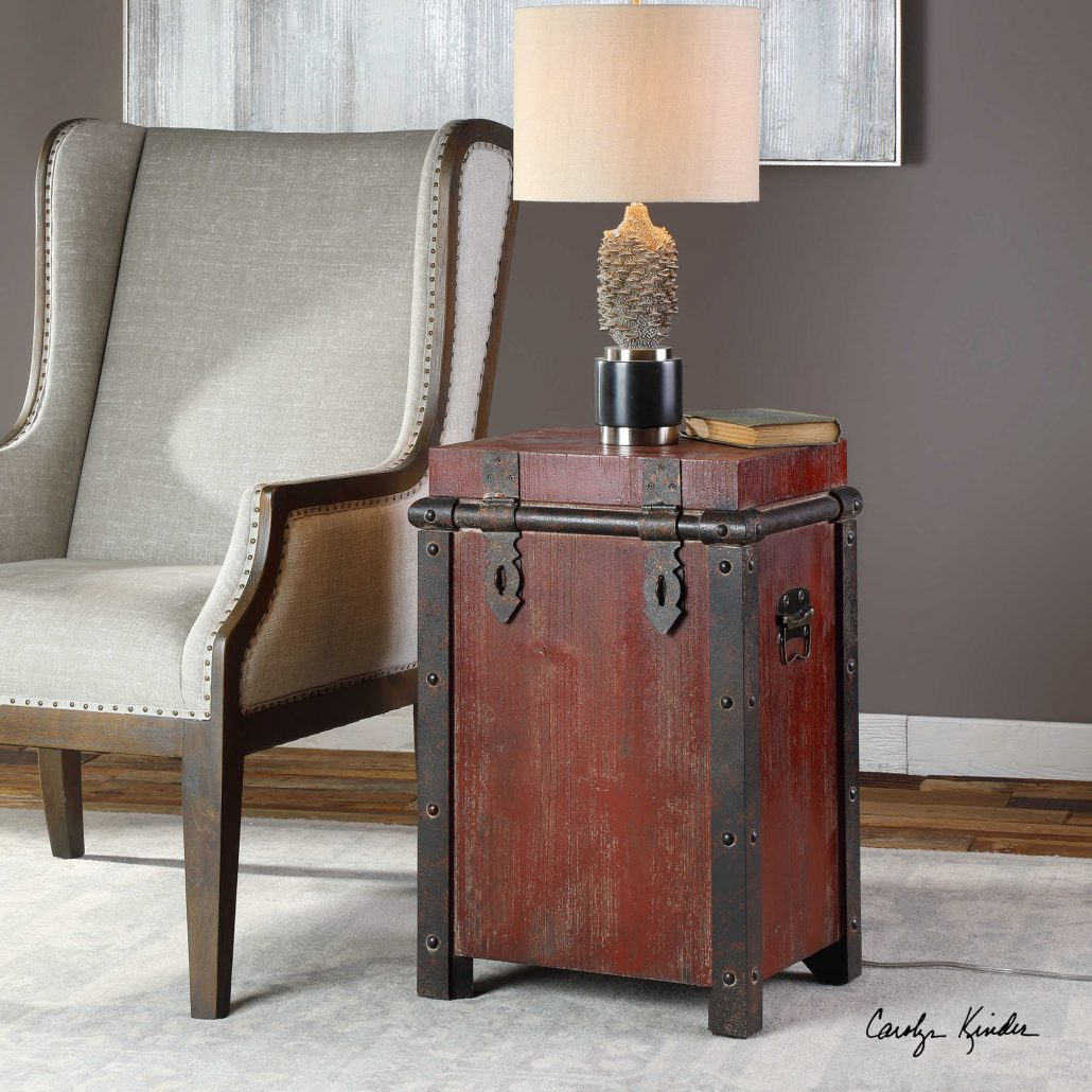 Isaac Accent Table