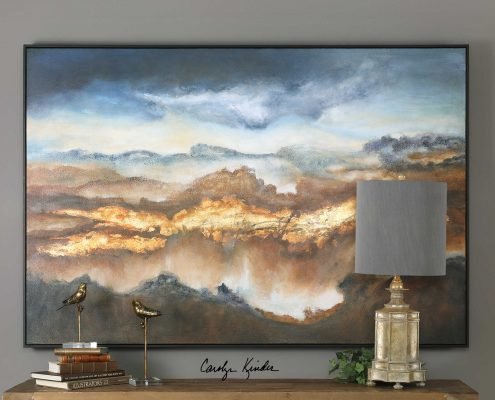 Vaslley of Light Wall Art