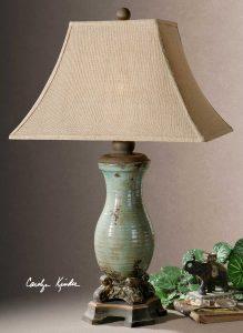 Andele Distressed Lamp
