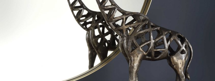 Tajiri Giraqffe Sculpture