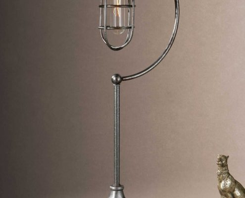 Toledo Industrial Lamp