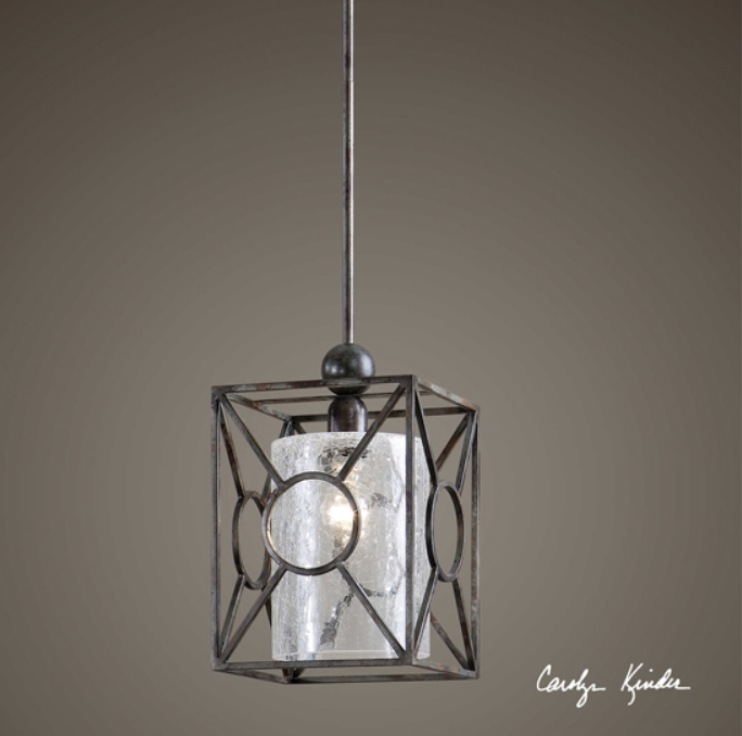 Arbela 1-Light Mini Pendant
