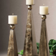Cesano Candle Holders