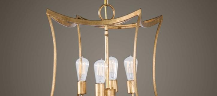 Dore 4-Light Pendant