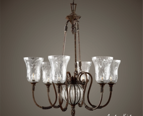 Galeana 6-Light Chandelier