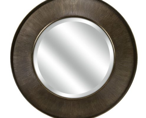 Harcourt Round Wall Mirror