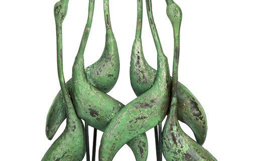 Norfolk Bird Sculpture