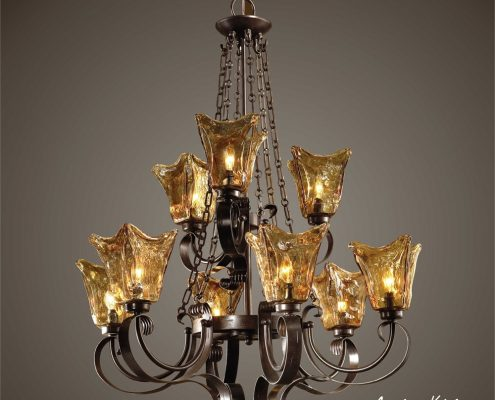 Vetraio 9-Light Chandelier