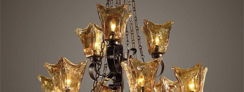 Vetraio 9-Light Chandelier