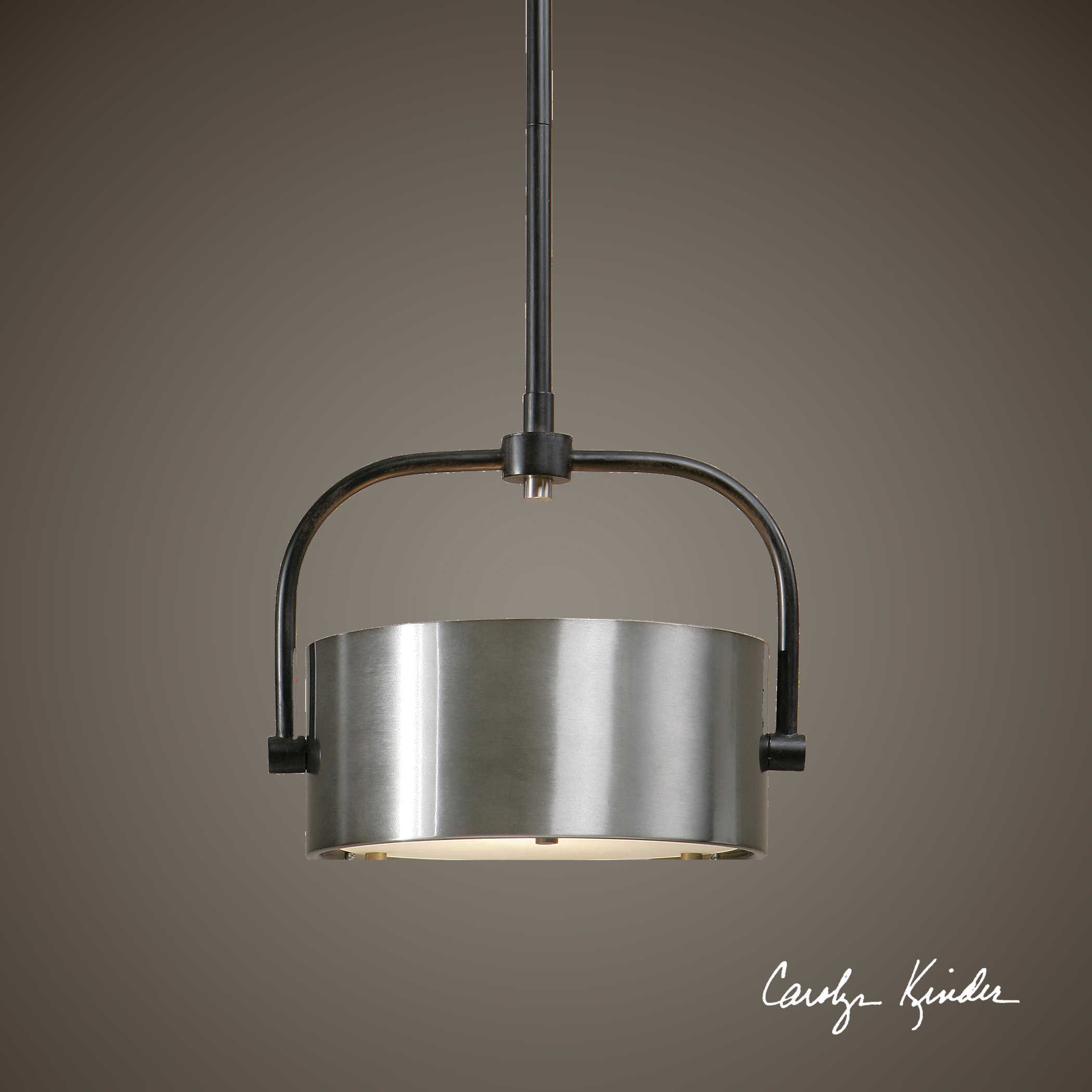 Belding 1-Light Industrial Mini Pendant
