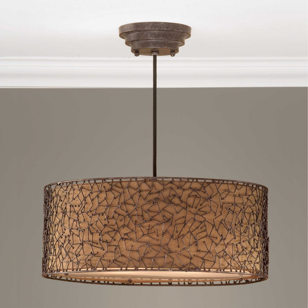 Brandon 3-Light Pendant