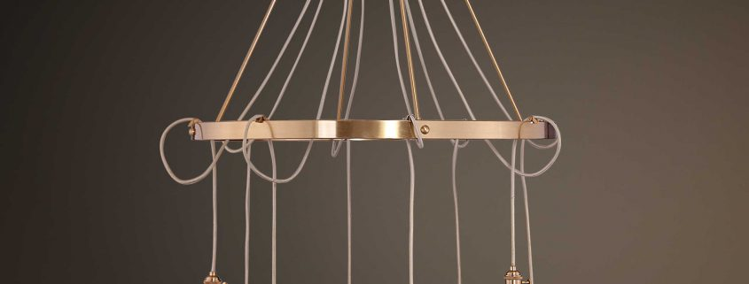 Willet 8-Light Chandelier