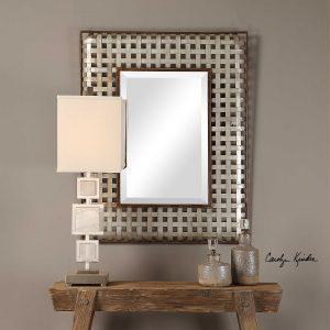 Fabelle Modern Farmhouse Mirror