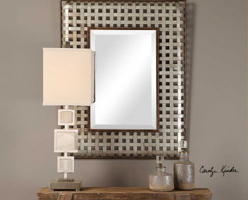 Fabelle Modern Farmhouse Mirror