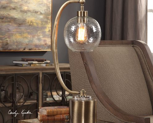 Gacinia Suspended Globe Lamp