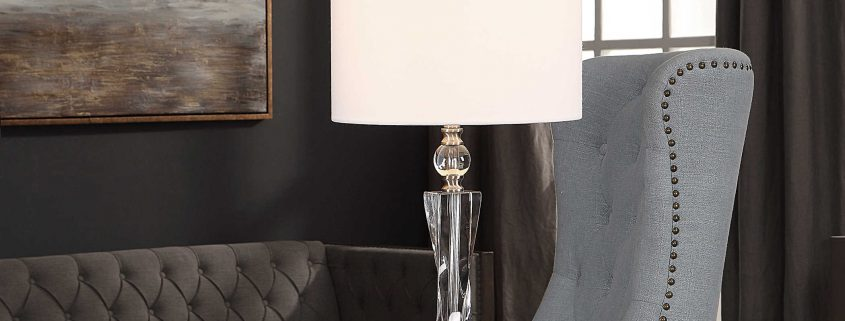 Twyla Crystal Lamp
