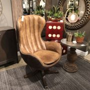 Garrett Swivel Chair