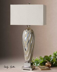 Allegheny Silver Lamp