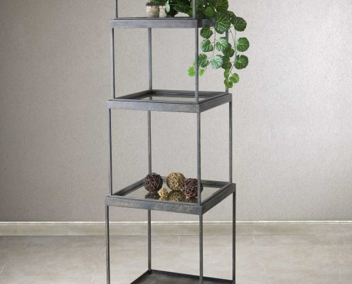 Friedman Industrial Etagere