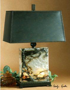 Marius Marble Table Lamp