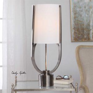 Centino Modern Steel Buffet Lamp