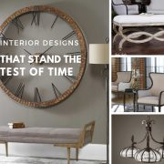 Interior Designs that stand the test of time - blog