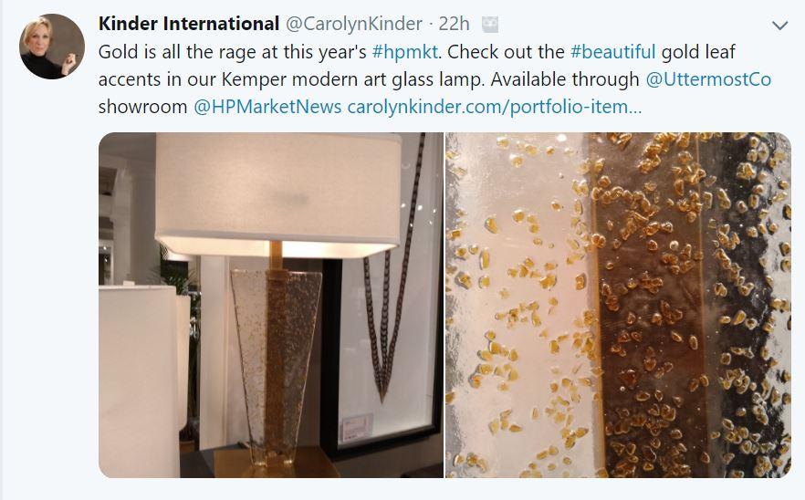Kemper Lamp details