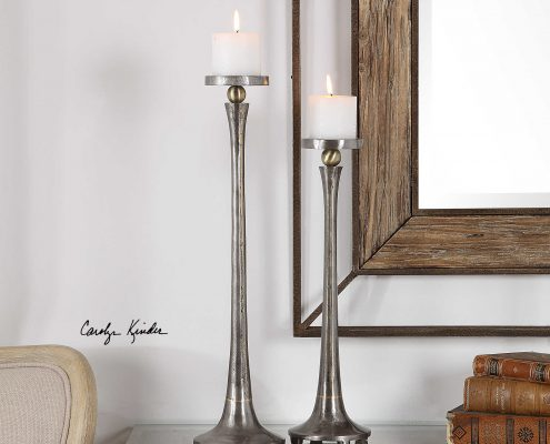 Aliso Candle Holders