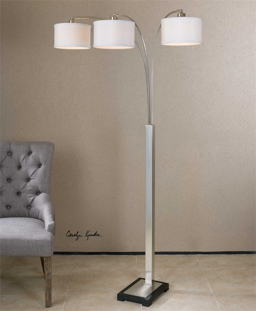 Bradenton Adjustable Floor Lamp
