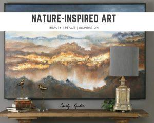 Nature-inspired art