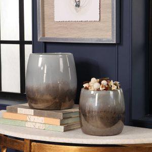 Tinley Blown Glass Bowls