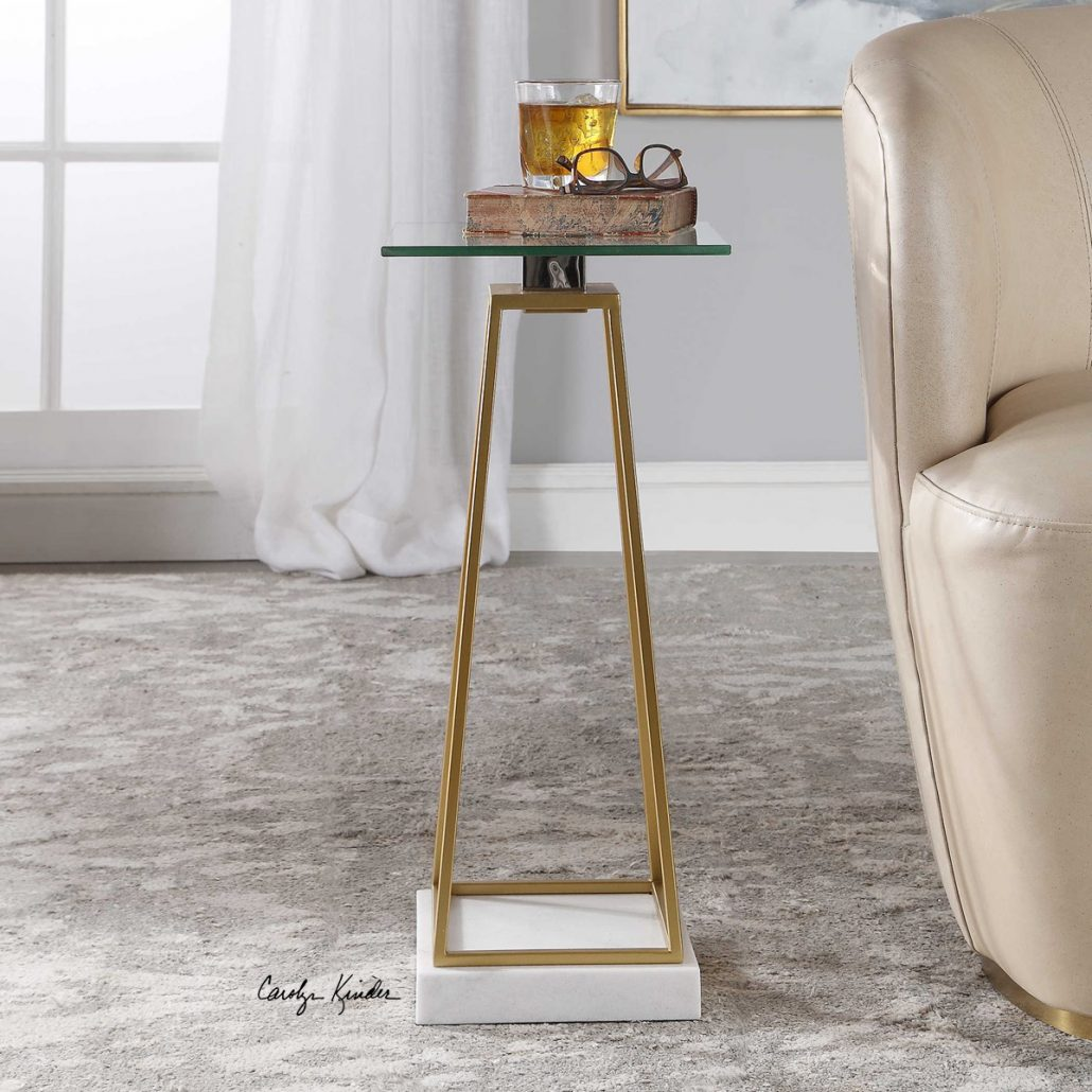 Mackean Modern Accent Table