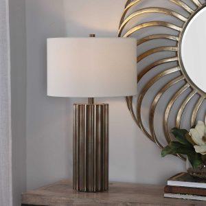 Khalio Industrial Table Lamp