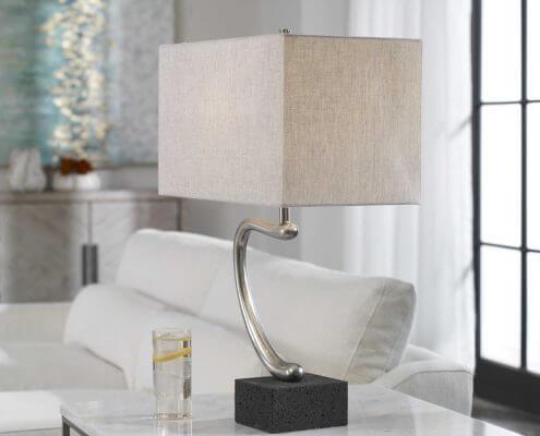 Ezden Modern Sculpture Lamp